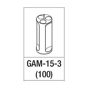 Adaptateur pour 3 tubes 9...15 ml - Gyrozen