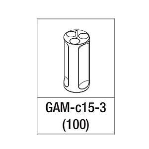 Adaptateur pour 3 tubes coniques de 15 ml - Gyrozen