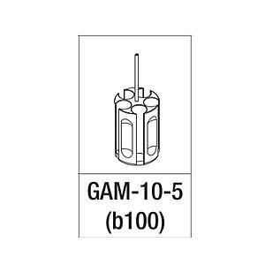Adaptateur pour 5 tubes 4...10 ml - Gyrozen