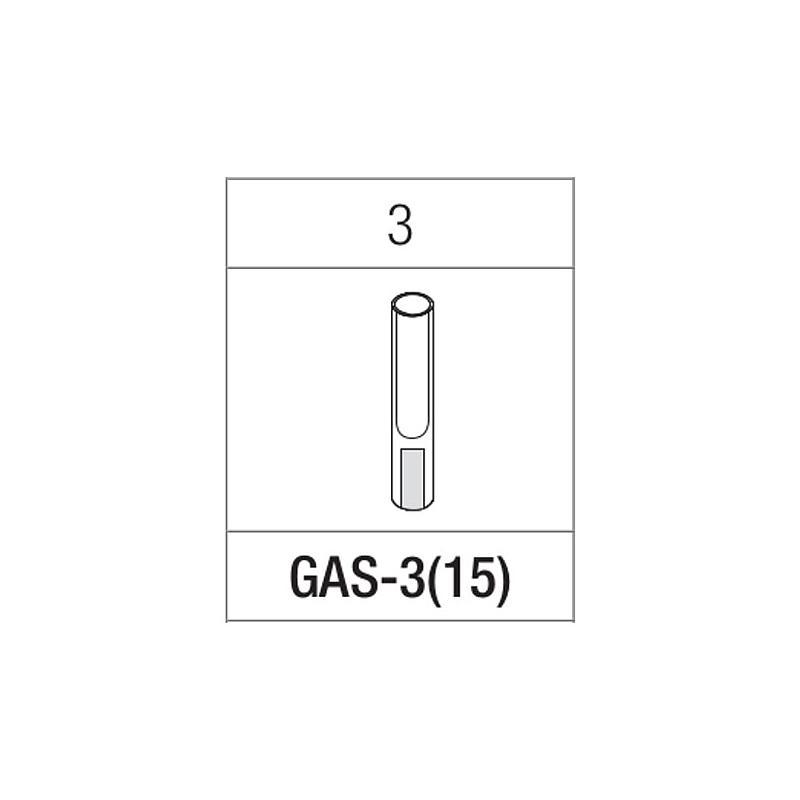 Adaptateur pour tube 3 ml à fond rond - Gyrozen