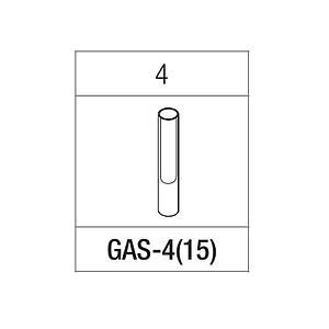 Adaptateur pour tube 4 ml à fond rond - Gyrozen