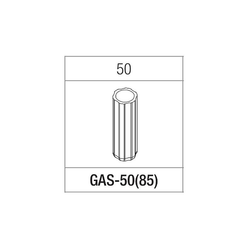 Adaptateur pour tube à fond rond de 50 ml - Gyrozen