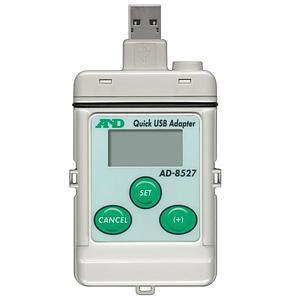 Adaptateur Quick USB et injection des pesées - Codemes