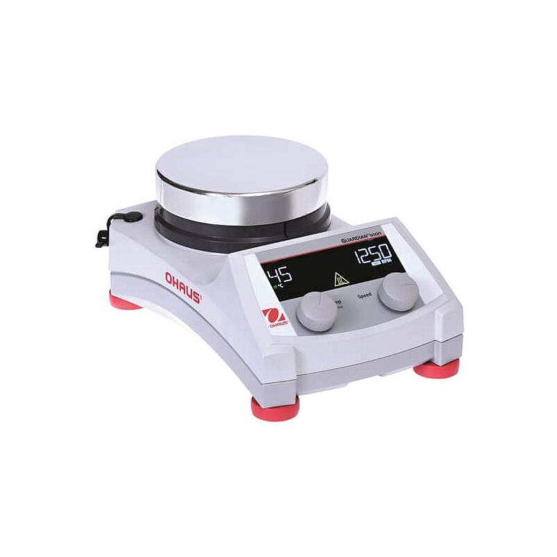 Agitateur magnétique chauffant 20L Guardian 5000 - OHAUS
