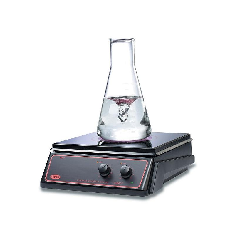 Agitateur magnétique chauffant infrarouge CR302 - Stuart