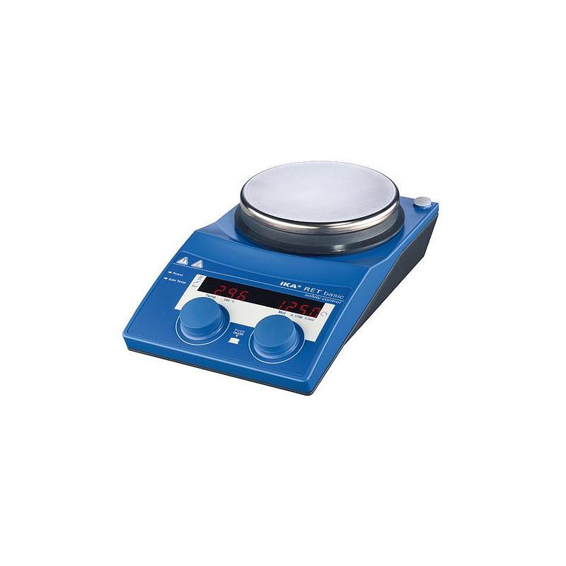Agitateur magnétique chauffant RET basic safety control - IKA
