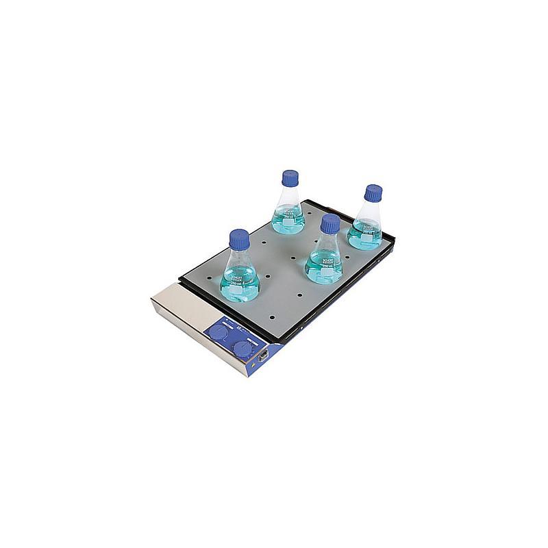 Agitateur magnétique multiposte avec chauffage RT 15 Power