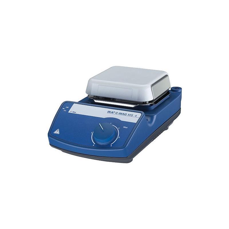 Agitateur magnétique sans chauffage C-MAG MS 4 - IKA