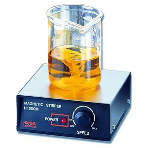 Agitateur magnétique sans chauffage HI 200M - Hanna