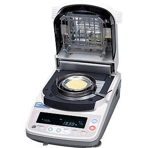 Analyseur d'humidité : dessiccateur halogène ML-50 - Codemes