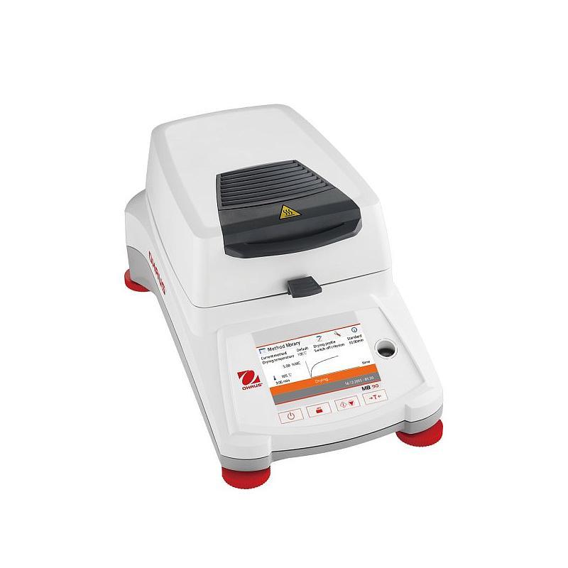 Analyseur d'humidité : dessiccateur halogène MB90 - OHAUS