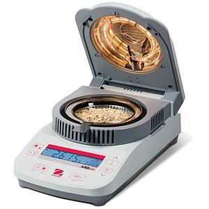Analyseur d'humidité : dessiccateur halogène Ohaus MB25 - OHAUS