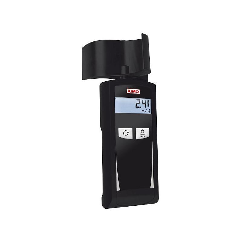 Anemometre : Mesure de la vitesse d'air - thermo-anémomètre à coupelles - VCS