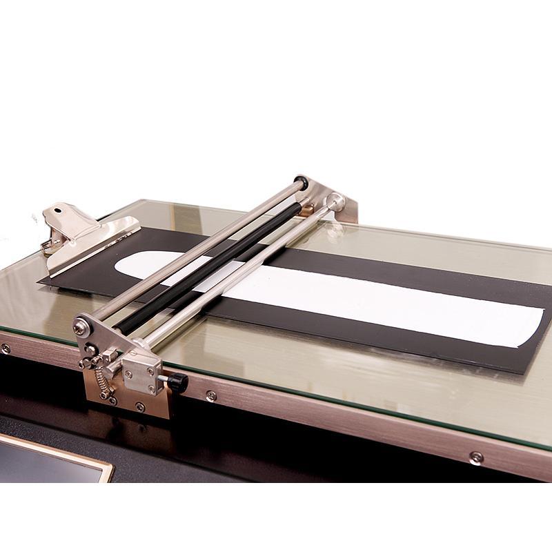 Applicateur automatique de film - Plateforme en verre