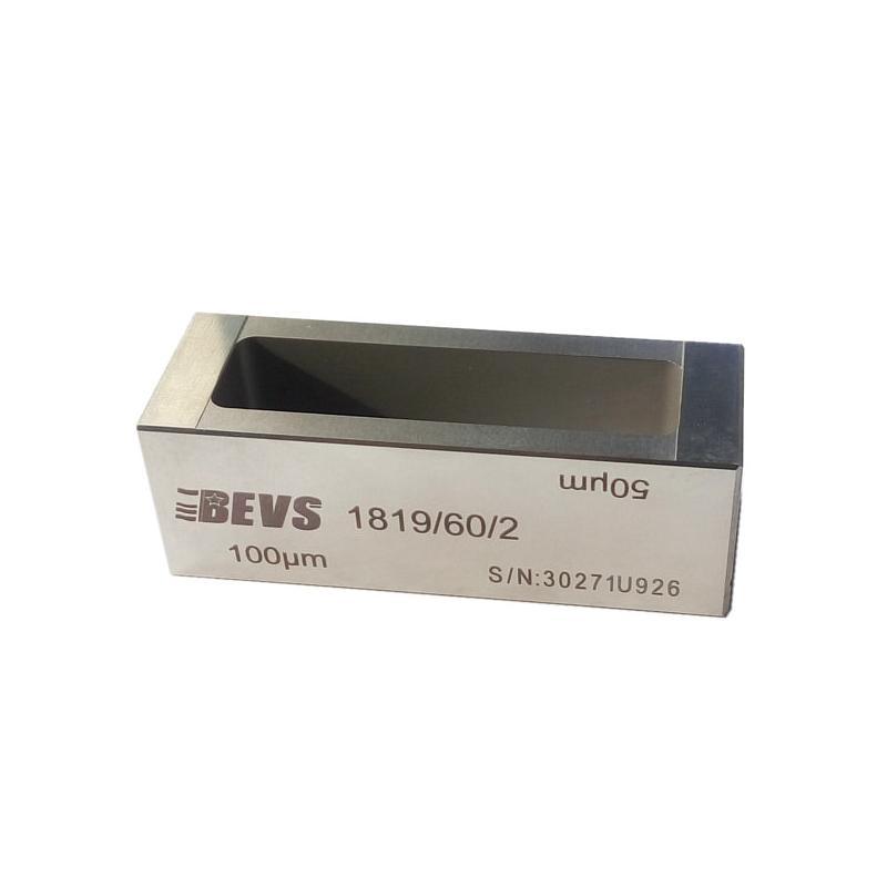 Applicateur de film à 4 faces avec réservoir - 60 mm - 50/100/150/200 µm