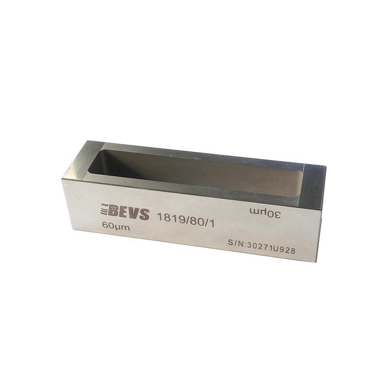 Applicateur de film à 4 faces avec réservoir - 80 mm - 30/60/90/120 µm