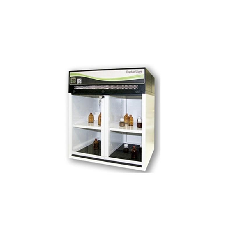 Armoire basse de sécurité ventilée, filtrée Captair 822 Smart Midcap, version 1 - Erlab