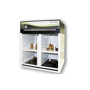 Armoire basse de sécurité ventilée, filtrée Captair 822 Smart, version 1 - Erlab