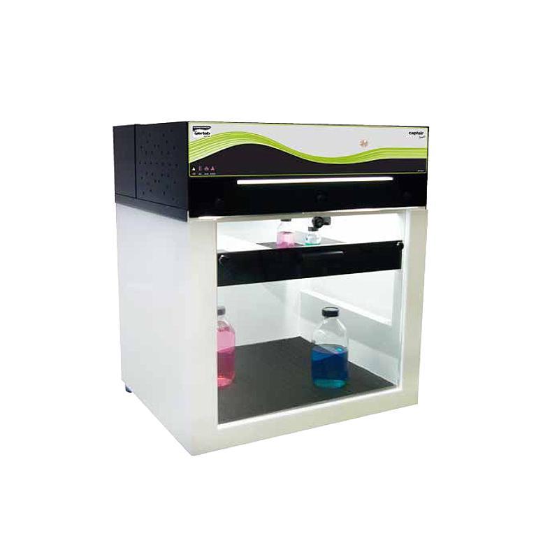 Armoire basse de sécurité ventilée, filtrée Captair 822 Smart, version 2 - Erlab