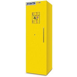 Armoire de sécurité anti-feu EFO6 BBAC Jaune - 90 min - Produits chimiques et inflammables