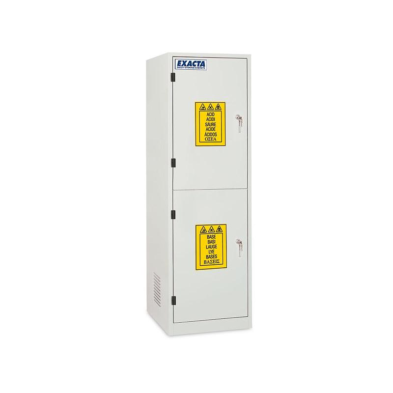 Armoire de sécurité multirisques COMBICHEM2C - Acides / Bases