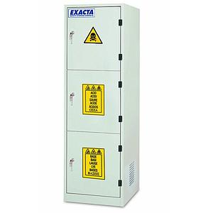 Armoire de sécurité multirisques COMBICHEM3C - Acides / Bases / Toxiques