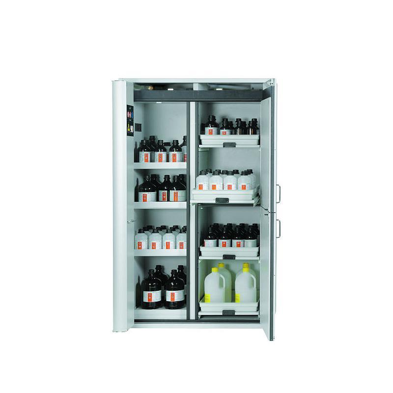 Armoire de sécurité multirisques - L1197 x p617 x H1969 mm