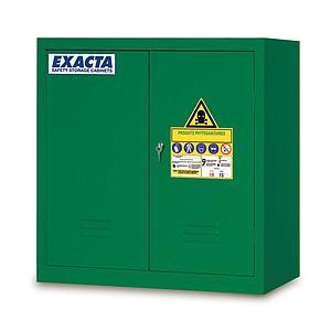 Armoire de sécurité pour produits phytosanitaires PHYTO90/50V - Exacta Optech