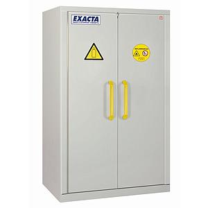 Armoire de sécurité pour stockage intérieur de 3/4 bouteilles de gaz - EBO 12EN
