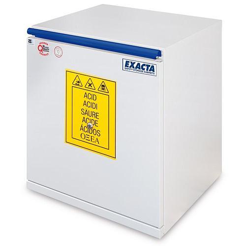 Armoire de sécurité sous paillasse EO605BG - Bases