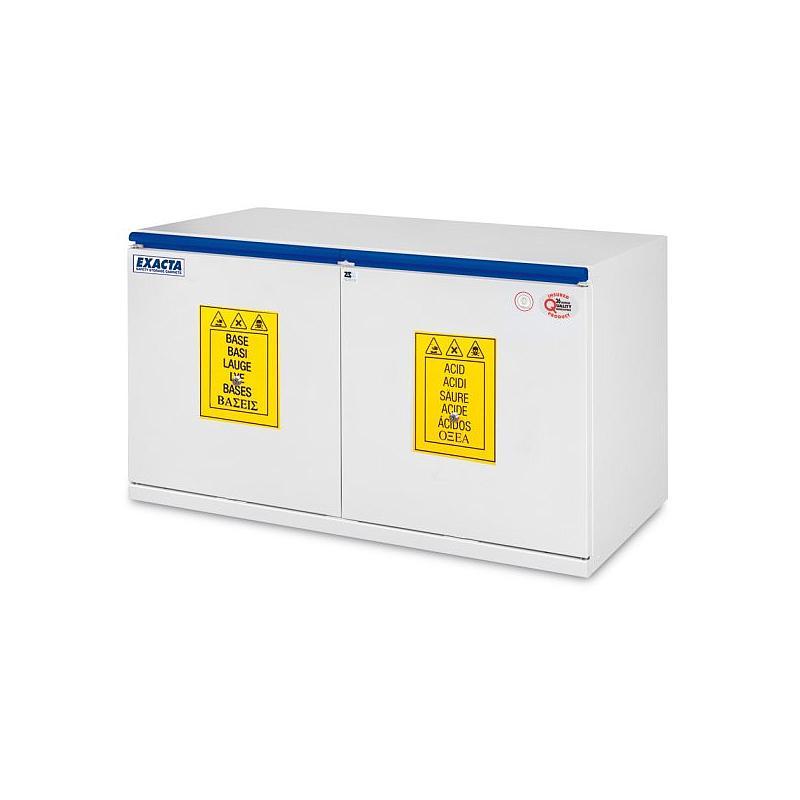 Armoire de sécurité sous paillasse EO610AB - Acides / Bases - 1000 mm