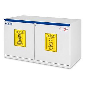 Armoire de sécurité sous paillasse EO710AB - Acides / Bases - 1000 mm