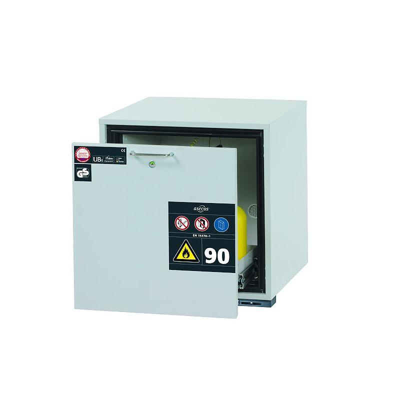 Armoire de sécurité sous paillasse L.593xP.502xH.600 mm