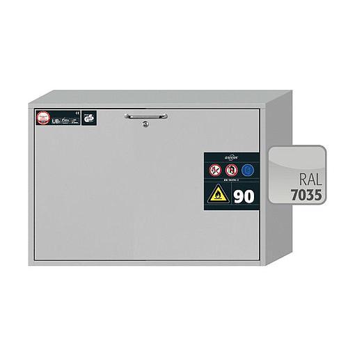 Armoire de sécurité sous paillasse L.893x P502xH.600 mm