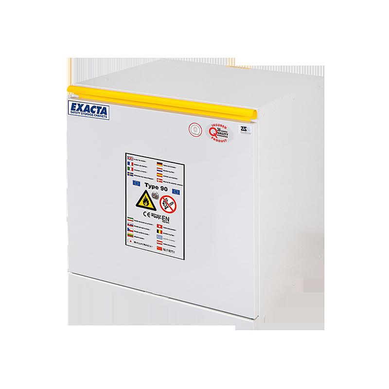 Armoire sous-paillasse EFO706G pour produits inflammable
