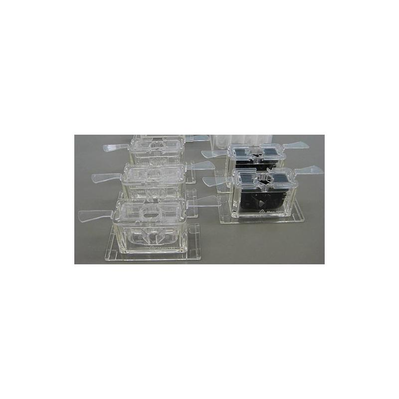 AX-SV-56-1 - Support transparent de positionnement pour tube de 2 ml (Lot de 5)