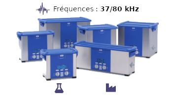 Nettoyeur ultrasons professionnel Elma Elmasonic P