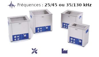 Nettoyeur ultrasons professionnel Elma Elmasonic TI-H