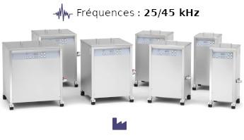 Nettoyeur ultrasons pour tamis Elma Elmasonic X-TRA ST