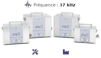 Nettoyeur ultrasons professionnel Elma Elmasonic X-TRA TT
