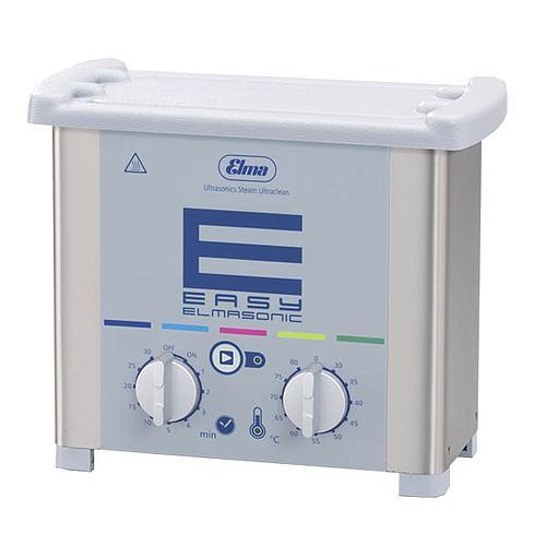 Bac ultrasons avec chauffage EASY 10H - Elma