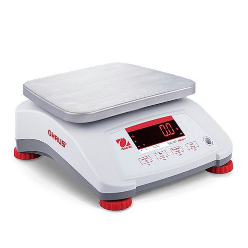 Balance agroalimentaire étanche Valor 4000 en inox, Métrologie légale - 3 kg - OHAUS