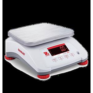 Balance agroalimentaire étanche Valor 4000, Métrologie légale - 6 kg - OHAUS