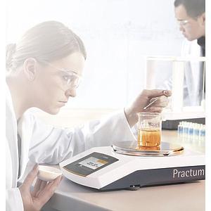 Balance analytique Practum - Sartorius