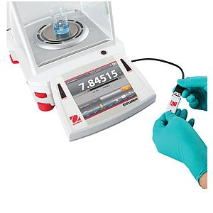 Balance analytique Semi-micro EX225/AD - OHAUS