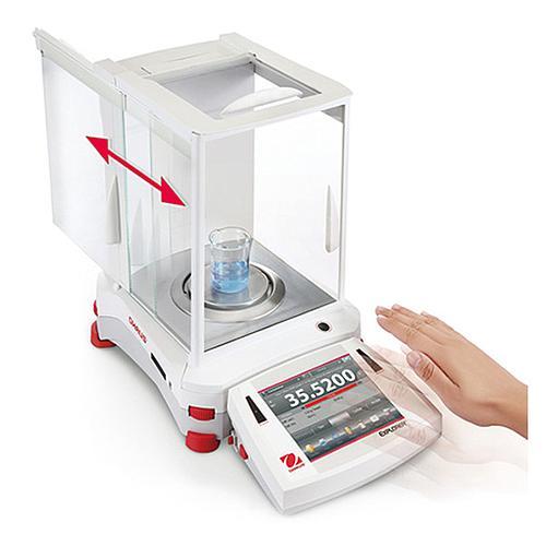 Balance analytique Semi-micro EX225D/AD - OHAUS
