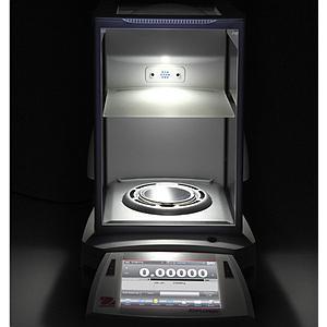 Balance analytique Semi-micro EX225DM/AD - OHAUS