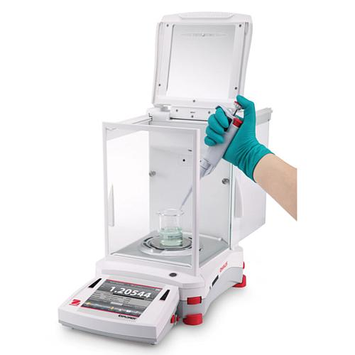 Balance analytique Semi-micro EX225DM - OHAUS