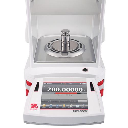 Balance analytique Semi-micro EX225M/AD - OHAUS