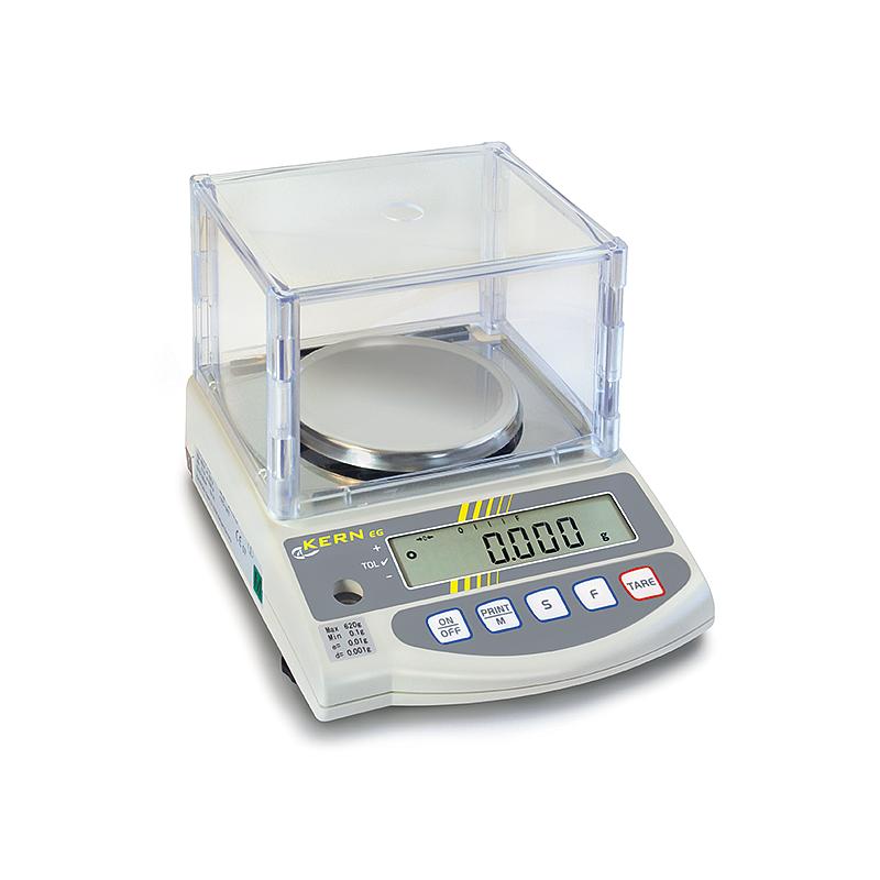Balance d'analyse EG 420-3NM - Kern
